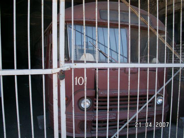 Autobus Chausson w Norblinie